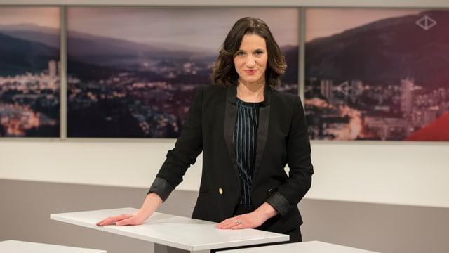 Oceana Galmarini è la nova moderatura dal «Telesguard».