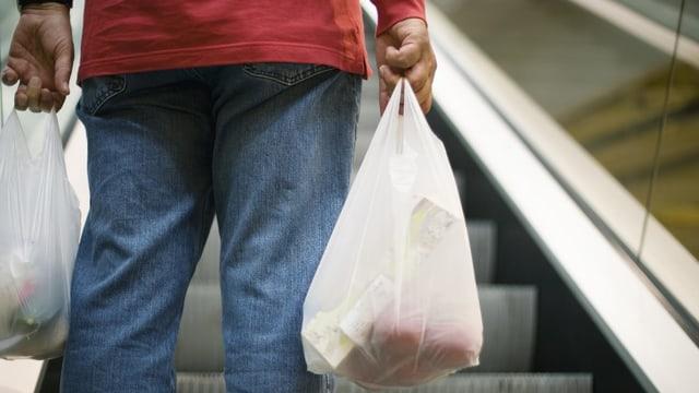 Wegwerfen beginnt beim Einkaufen