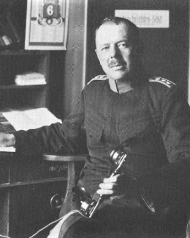 Moritz von Wattenwyl