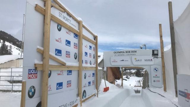 Lieu istoric: Il olimpia bobrun da San Murezzan a Schlarigna
