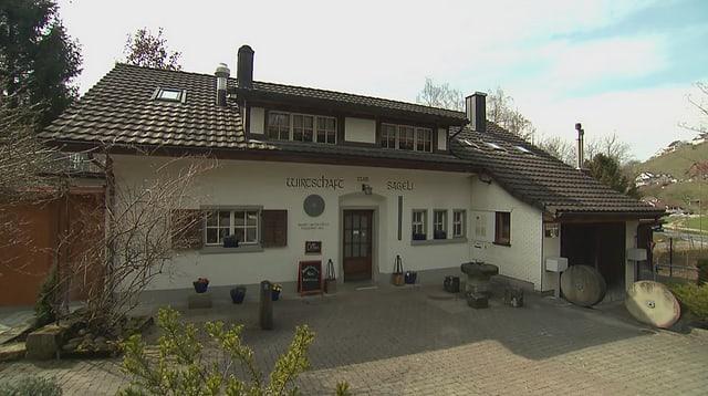 Video «Zürichsee – Tag 3 – Wirtschaft zum Sageli, Jona» abspielen