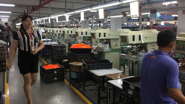 Fabrica da termagls China (maletg simbolic)