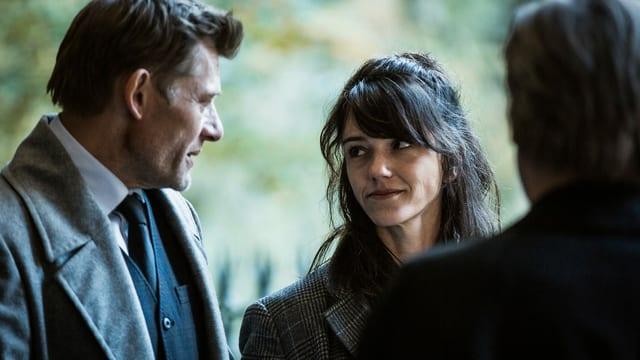 Erneut gemeinsam auf Verbrecherjagd: Manfred Kägi (Marcus Signer) und Rosa Wilder (Sarah Spale)
