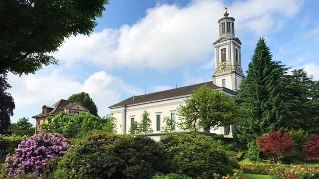 Video «Evangelisch-reformierter Gottesdienst aus dem Zürcher Neumünster» abspielen