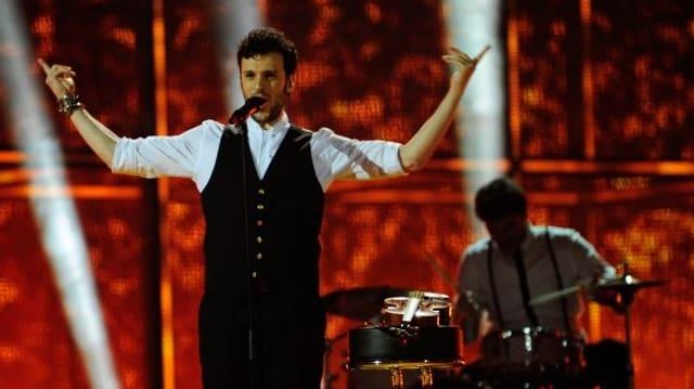 Video «Eurovision Song Contest vom 08.05.2014» abspielen