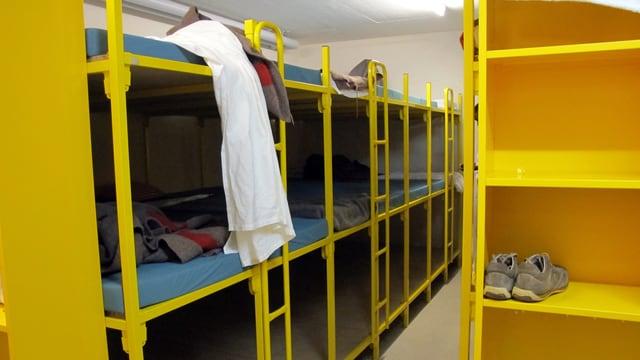 Asylunterkunft