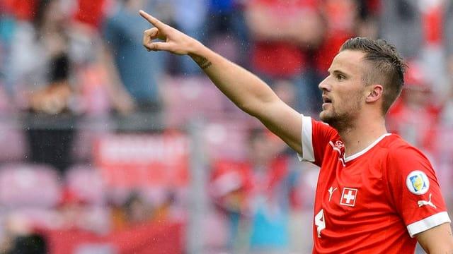 Haris Seferovic zieht es nach Spanien in die Primera Division.