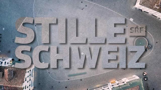 Keyvisual der Sendung «Stille Schweiz»