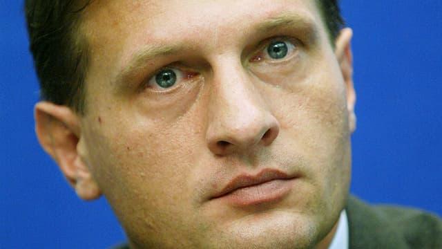 Augsburg-Manager Jürgen Rollmann.