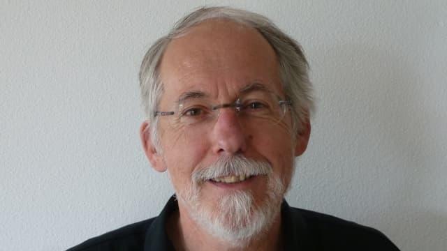 Portrait Peter Jeker