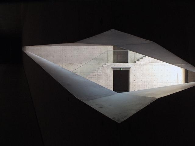 Öffnung in der Wand