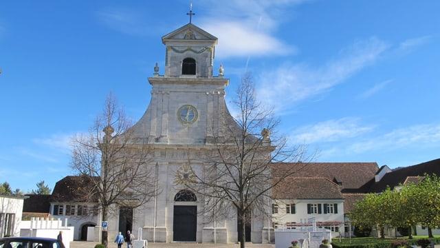 Das Kloster Mariastein