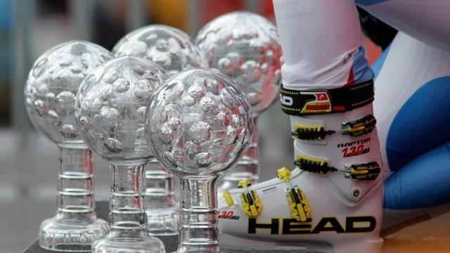 Weltcupfinale in Lenzerheide: 7 Kugeln sind noch im Angebot