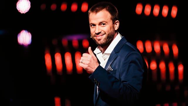 Komiker Jonny Fischer