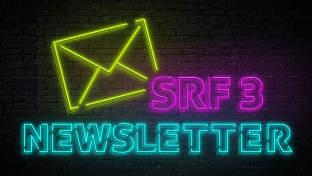 Mitmachen und gewinnen: Abonniere den Newsletter von SRF 3