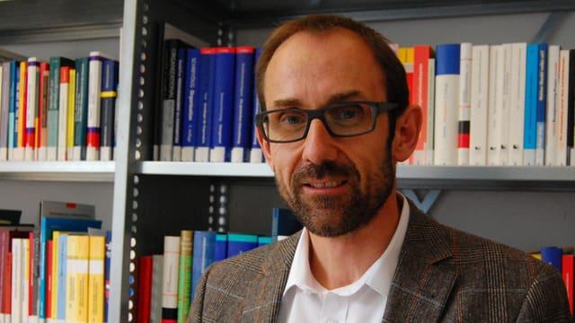 Adrian Ritz, Professor für Public Management an der Universität Bern.