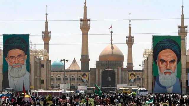 Il mausoleum.