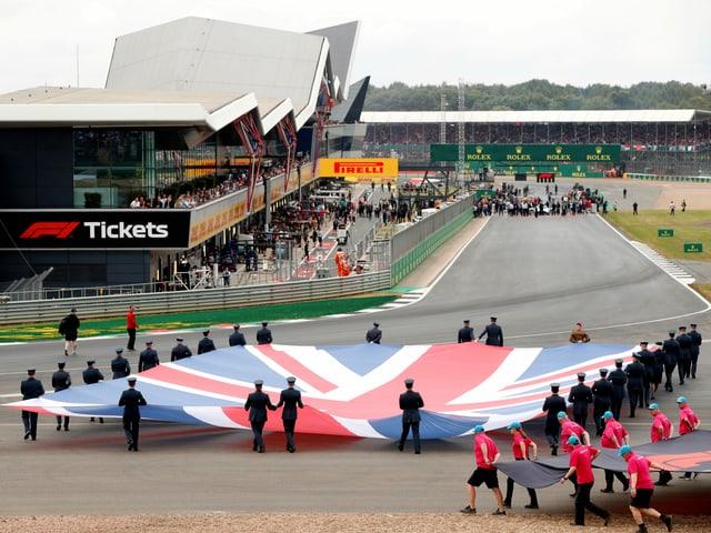 GP Silverstone.
