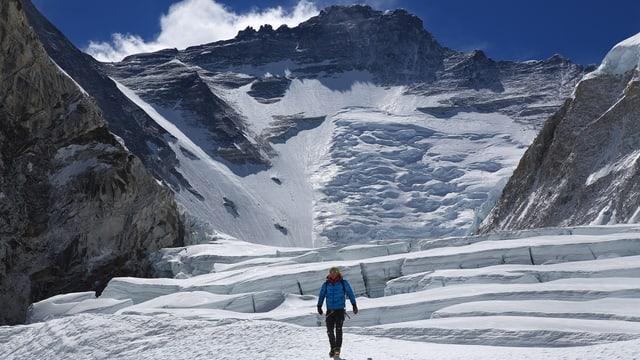 Video «Machtkampf am Everest» abspielen