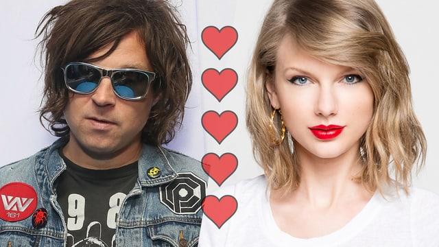 Ryan Adams & Taylor Swift