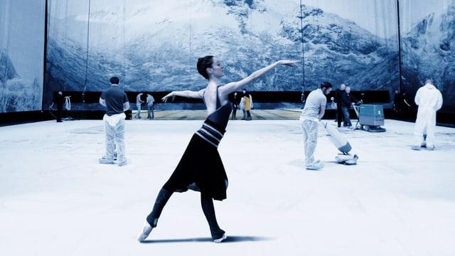 Video «L'Opéra de Paris - der Gewinner des Schweizer Filmpreises 2018» abspielen