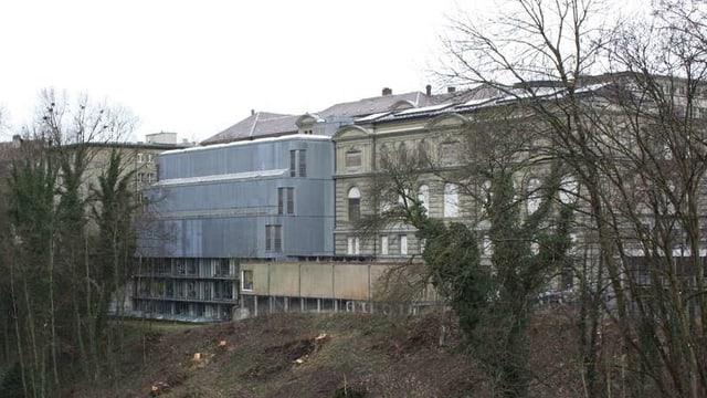 Die Fassade des Kunstmuseums.