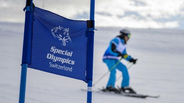 Impressiuns dals Special Olympics