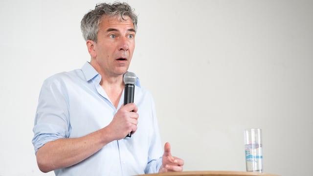 Constantin Seibt: «Das journalistische System braucht ein neues Modell.»