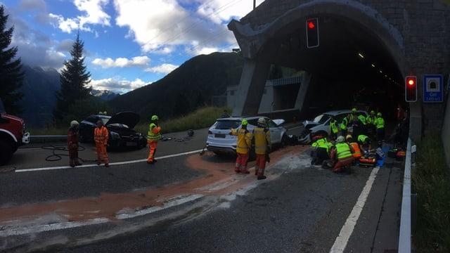 Accident da traffic.