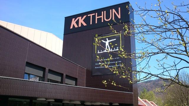 Das Kultur- und Kongresszentrum Thun KKT braucht neuen Leiter.