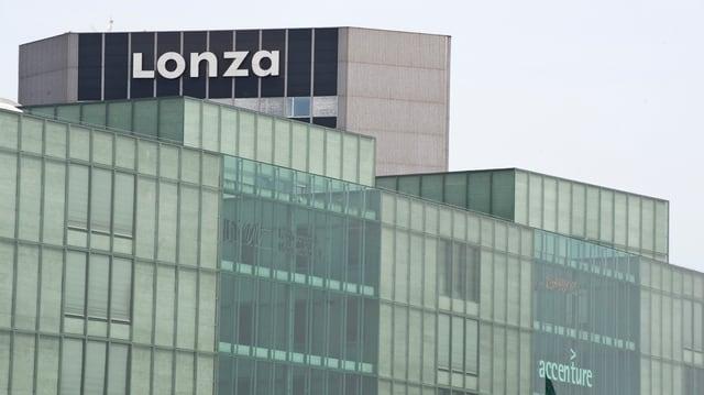 Lonza-Sitz in Basel.