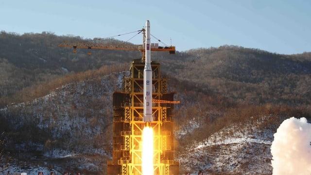 Rakete Nordkorea