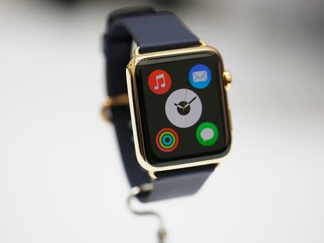 Ein Bild der Apple Watch