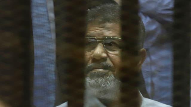 Purtret da Mohammed Mursi, anteriur president egipzian.