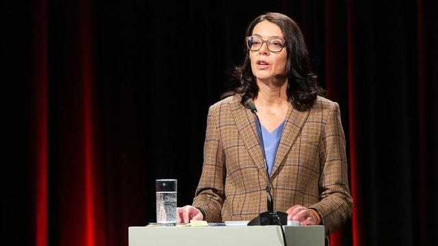 Nathalie Wappler am 6. Oktober 2020