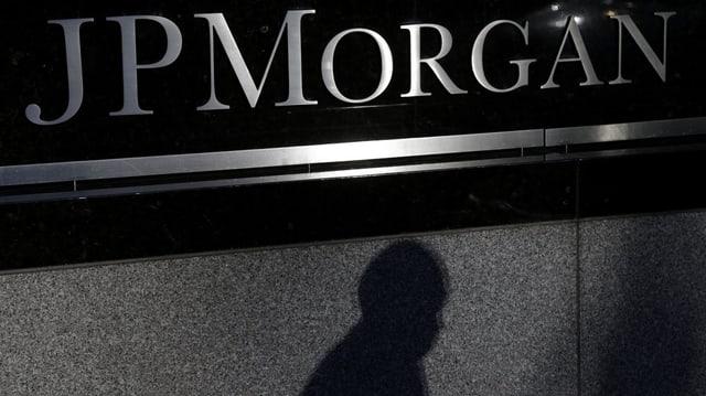 Logo von JPMorgan