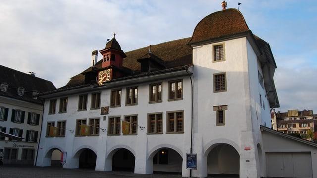 Das Thuner Rathaus