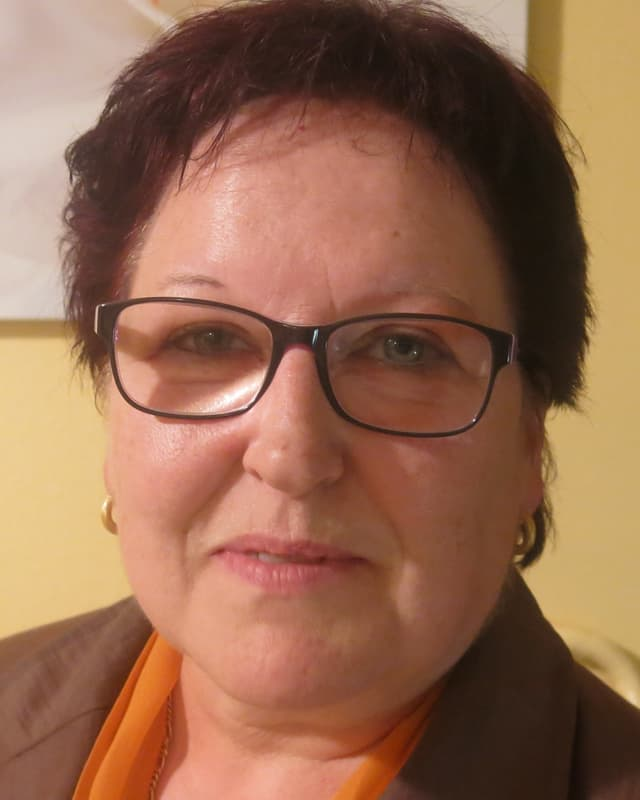 Yvonne Stempfel.