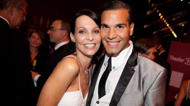 Anita Buri und Stephan Meier leben nicht mehr zusammen.