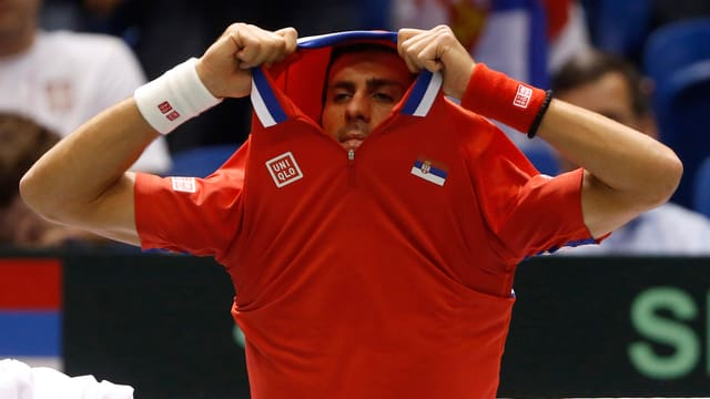 Der Serbe hofft auf einen Start in Monte Carlo.