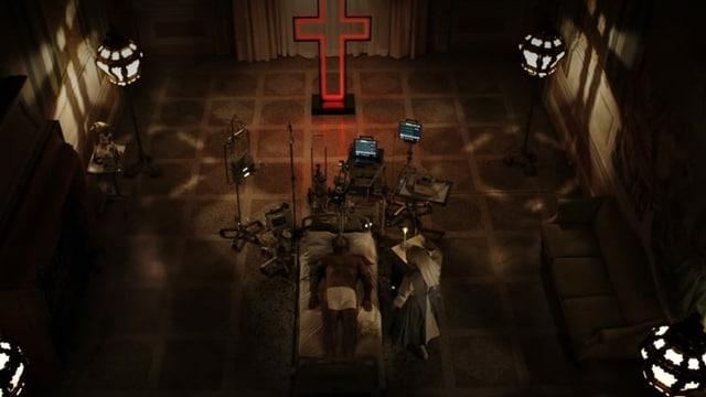 «The New Pope» ist verfügbar bei Sky.