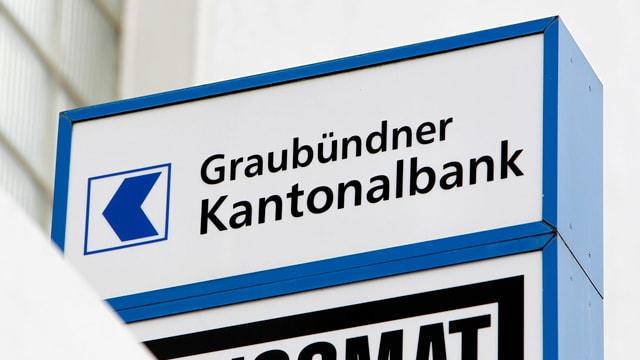 Logo da la Banca Chantunala Grischuna.