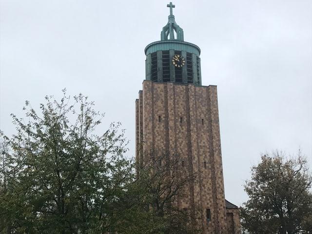 Die Martin-Luther-Gedächtniskirche in Berlin.