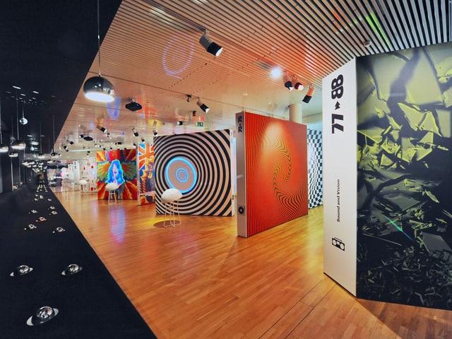 Totale Ausstellung