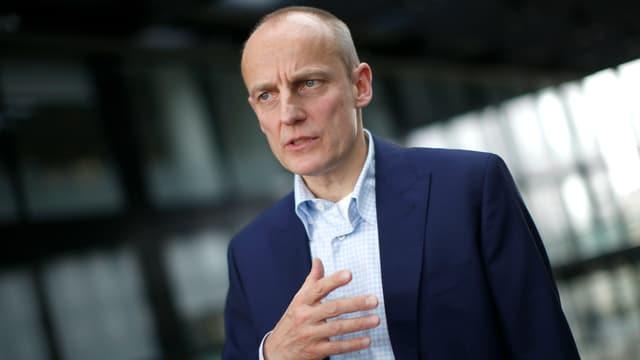 Chefredaktor Wolfgang Krach von der «Süddeutschen Zeitung».