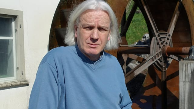 Peter Holdener Intendant Klangwelt Toggenburg