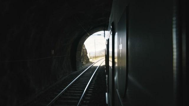 Sanierung des Lötschberg-Basistunnels dauert bis Ende Januar 2021