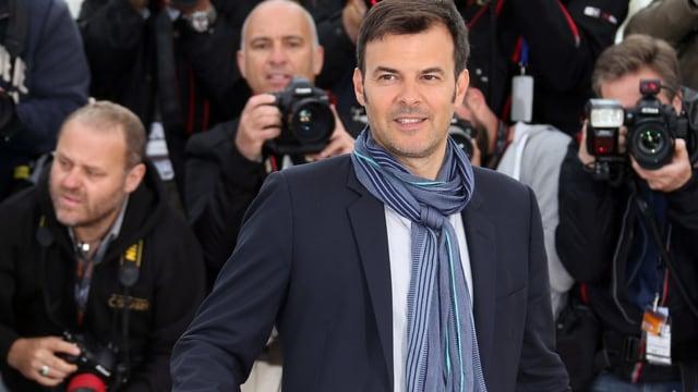 Der Regisseur François Ozon