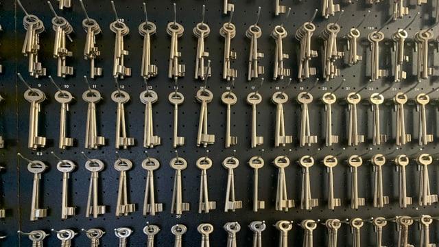 Der Schlüsseldienst in Arbon von Joaquin Pereira exisitert schon seit 20 Jahren.