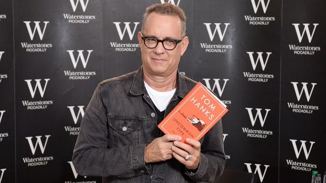 Tom Hanks und sein neues Buch.